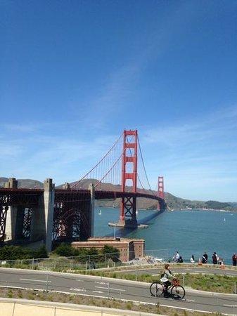 Puente Golden Gate: fantastic feat of engineerimg