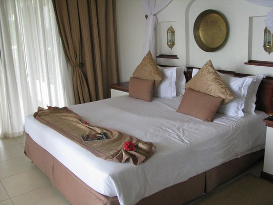 Sea Cliff Resort & Spa: Our room