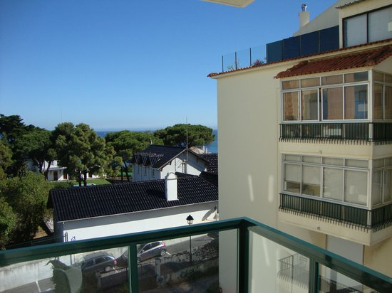 Saboia Estoril Hotel: Vista Lateral do Mar