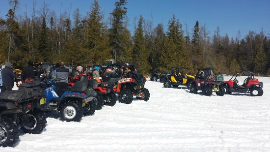 Wilderness Gate Lodge: 150 machines out for Cancer fundraiser Derby 2014