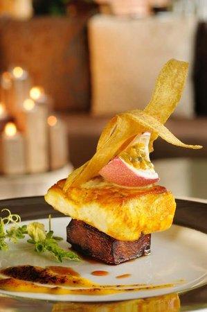 Chateau de Feuilles Restaurant : gastronomie