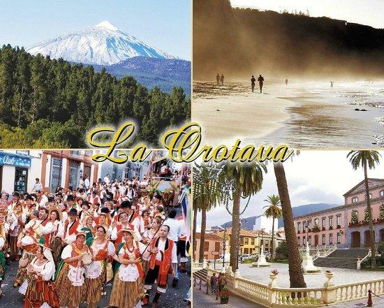 Hotel Alhambra: La Orotava