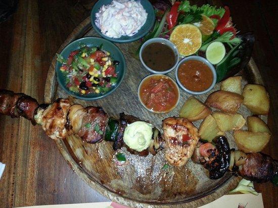 Havana Club: Big portion