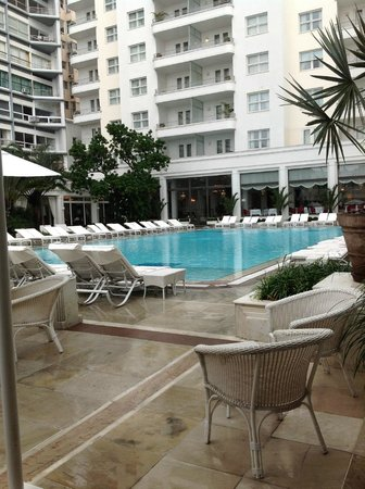 Belmond Copacabana Palace : pool