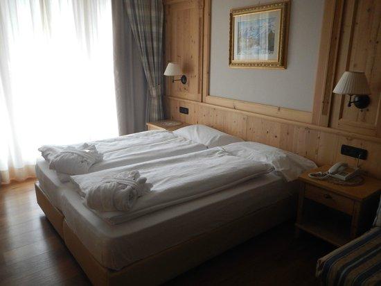 Tevini - Dolomites Charming Hotel: camera superior