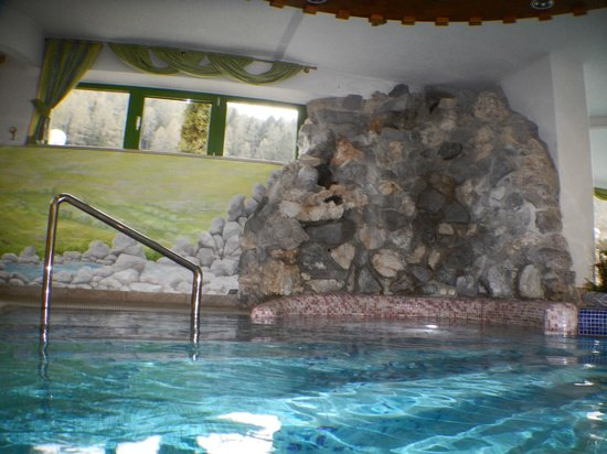 Tevini - Dolomites Charming Hotel: piscina