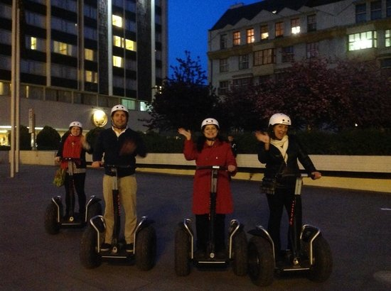 Segway Rent Prague: The Jockovich clan