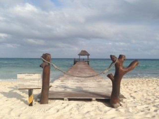 Viceroy Riviera Maya : Gazebo deck
