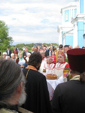 Tver Oblast, Rusland: крестный ход 1