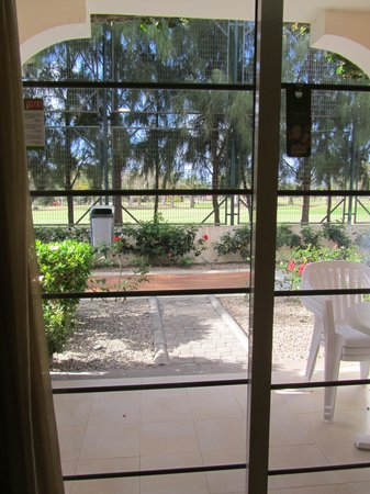 Cordial Green Golf: View onto golf course