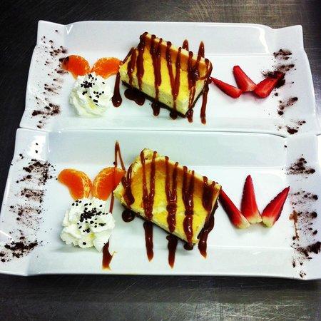 Le Café Suisse : Cheesecake