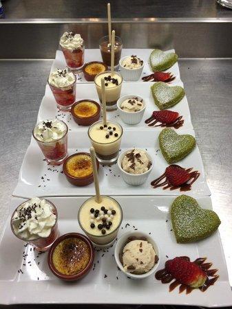 Le Café Suisse : Assiette gourmande (Spécial St Valentin)