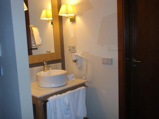 Hotel Martin El Humano: habitación