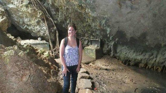 Morgan's Cave : cueva