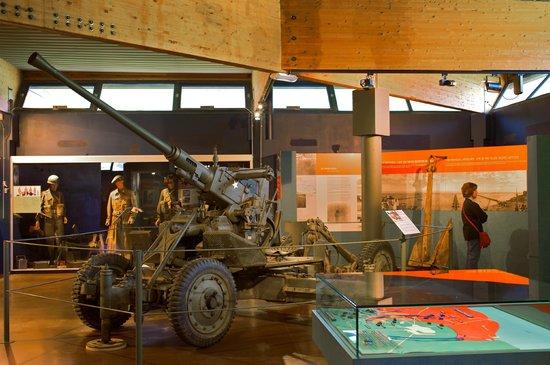 Musée Mémorial de la Bataille de Normandie - Bayeux