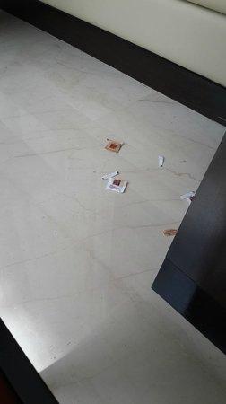 Trident Hyderabad: Main restaurent during breakfast