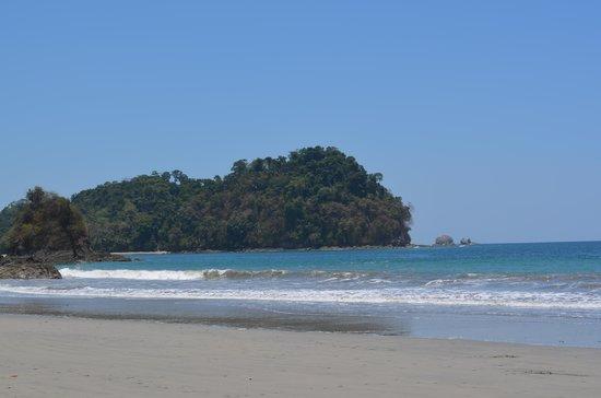Playa Manuel Antonio : View of Manuel Antonio Park