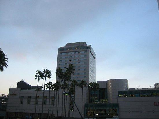 Hotel Sunroute Tokushima : ホテル外観