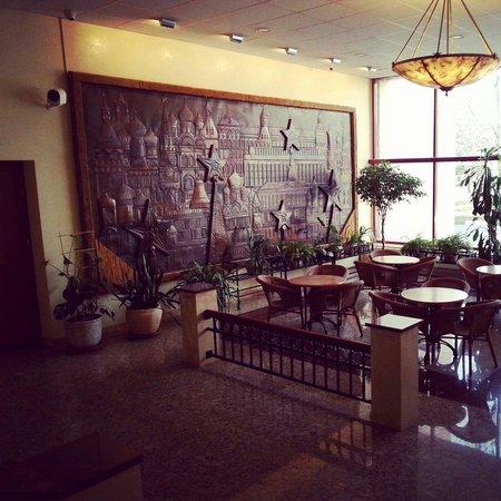 Rushotel: Hall hotel