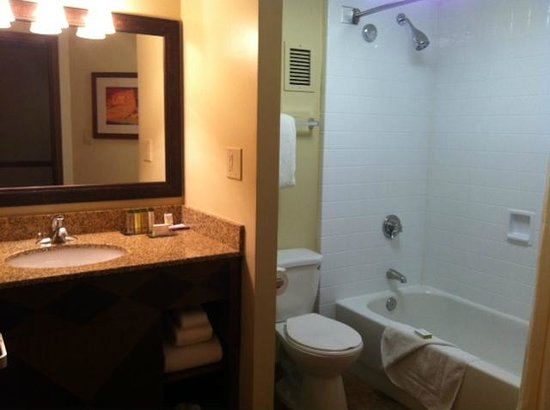 DoubleTree by Hilton Phoenix Tempe: bathroom