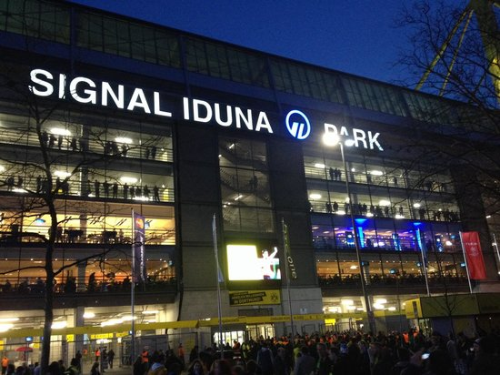 Signal Iduna Park: Сигнал Идуна Парк