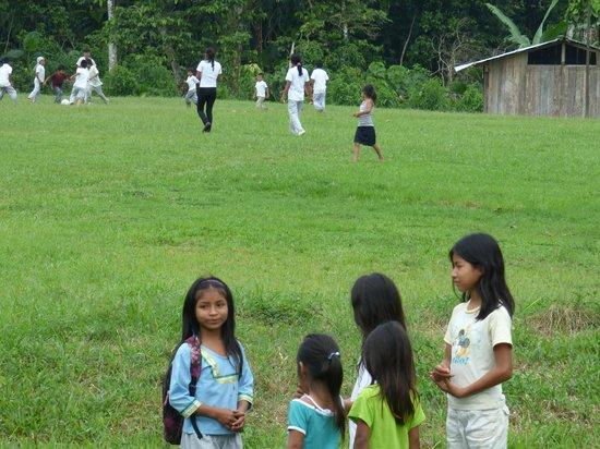 La Selva Amazon Ecolodge : Village