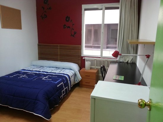 Residencia Universitaria San Marius: Habitacion