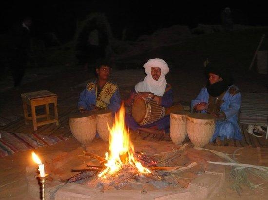 Desert Dream: nos hotes