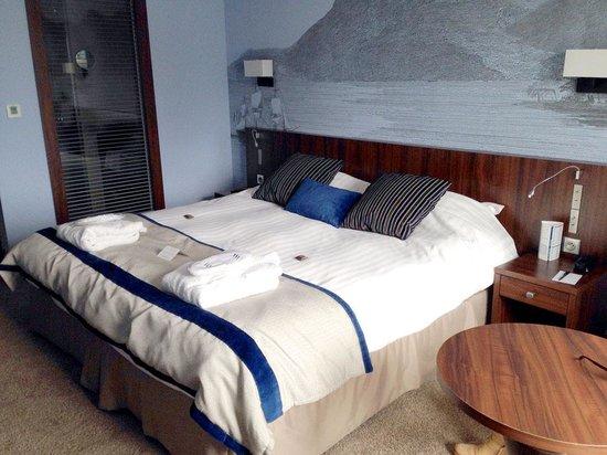 Hôtel Le Nouveau Monde : Chambre 304