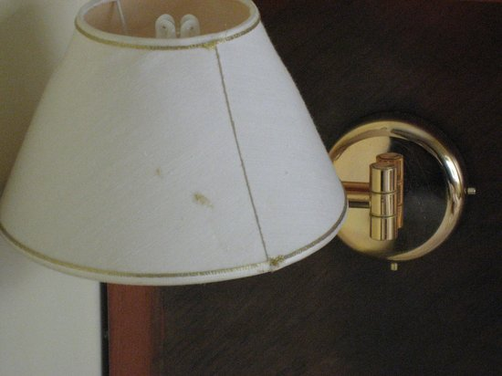 Hotel Giotto: la sporcizia e in minimo comun denominatore dell'albergo