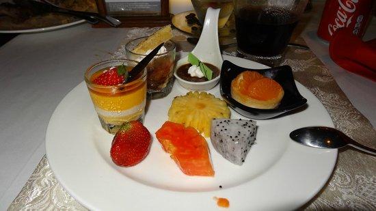 Padma Resort Legian: Dessert