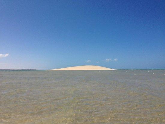 Hotel Sahara Regency: Sortie à la dune blanche