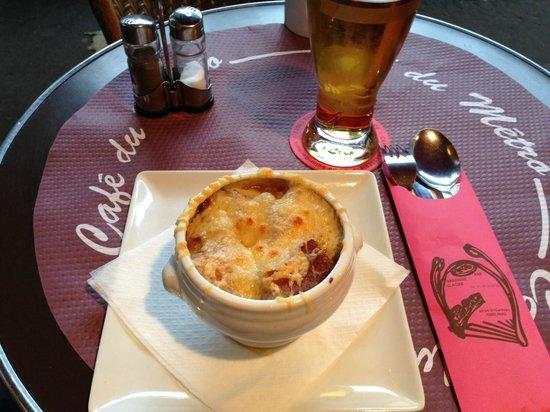 Le Metro Cafe Paris Sorbonne Restaurant Reviews Photos