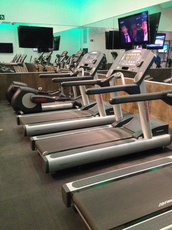 Eurostars Panama City: Gym
