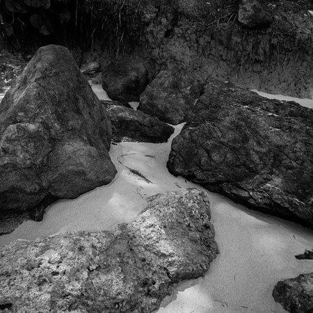 Hyatt Hacienda Del Mar: Rocks
