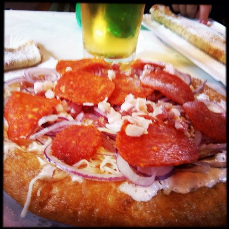 Central Market Hall : Best Langos in the world?!