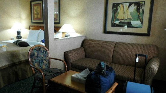 Best Western Plus Park Place Inn - Mini Suites: Mini Suite