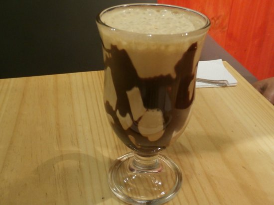 Me Late Chocolate: Malteada.