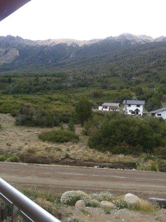 Village Condo: vista desde la habitacion