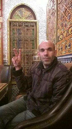 Riad Nassim : Mohammed