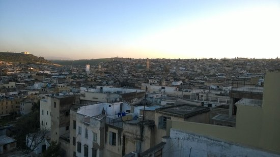 Riad Nassim : Vista