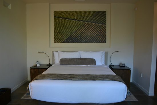 Bardessono : king bed