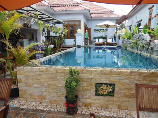 The Seda Villa : Pool