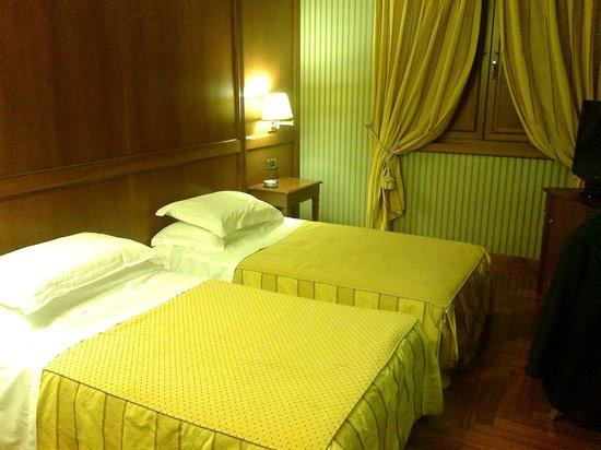 Best Western Hotel Ferrari: L'interno della camera