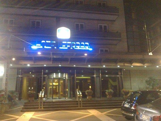 Best Western Hotel Ferrari: La facciata dell'Hotel