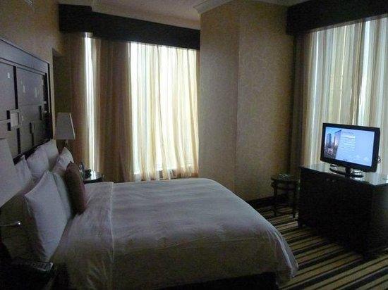 Marriott Marquis City Center Doha Hotel: Standard Zimmer