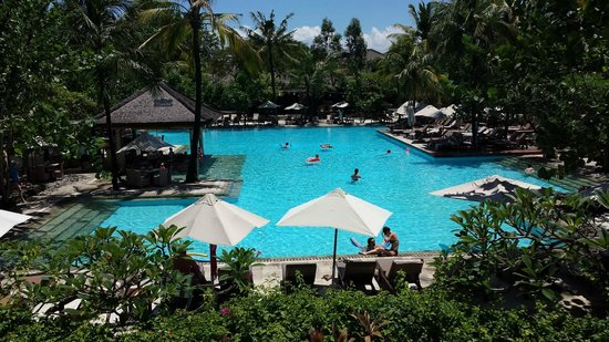 Padma Resort Legian : Pool 1