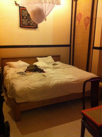 Vinh Hung Library Hotel : Room 12