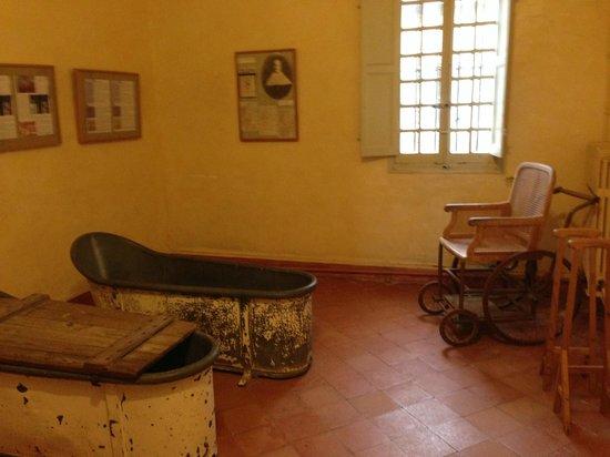 Saint-Paul de Mausole : Ванная комната