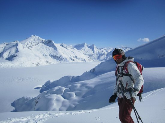 Alaska Powder Descents: Coast Range with APD